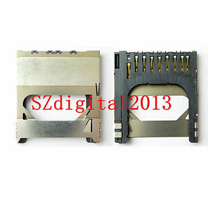 NEW SD Memory Card Slot For CANON EOS 500D Rebei T1i Kiss X3 Digital Camera