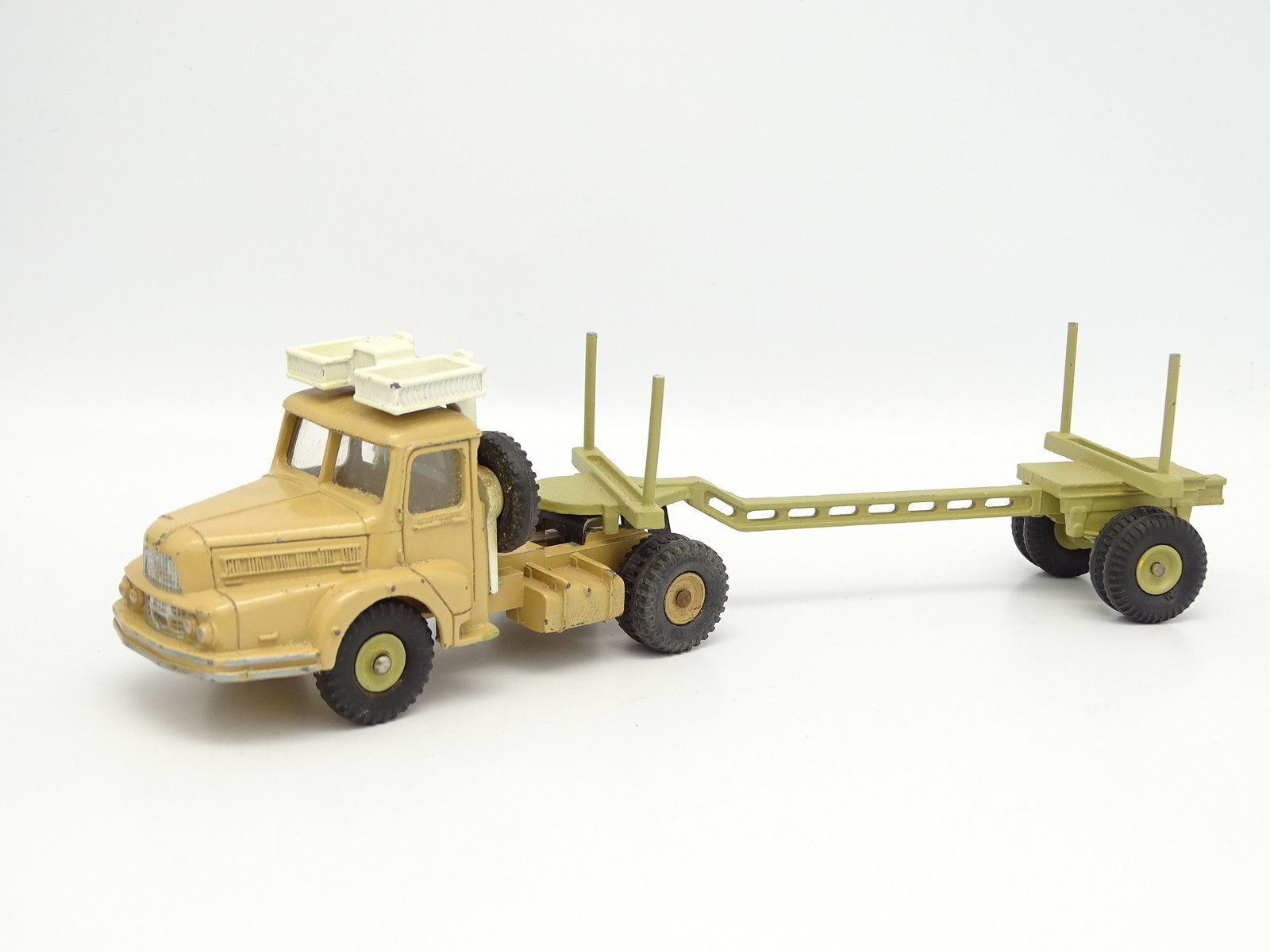 Dinky toys france 1 43 - unic sahara pipe lines transport