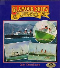 """""""Glamour Ships of the Union Steamship Co. of New Zealand""""- SSHSA sHiPs WORLDWIDE"""