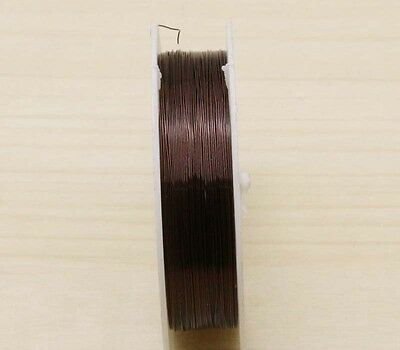 10 colors NEW 23M/1 Roll special copper wire craft wire bead wrap jewelry making