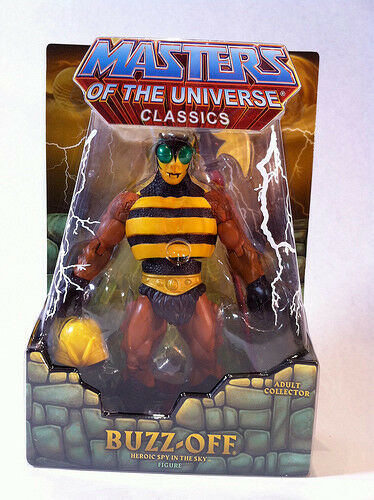 MASTERS OF THE UNIVERSE Classics__BUZZ-OFF 6   figure__Exclusive Limited Edition