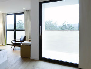 Opal Frost Privacy Frosted Window Film Stippolyte Glass Effect Matte ...