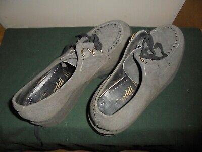 Creepers Melanddi Uk - Italian Size 43 - Original Uk Shoes Purchased In 80's