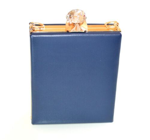Blauw Crystal F10 Pochette Elegant Clutch Vrouwentas Gouden Pouch Bag EY9WH2eIDb