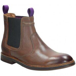 10 Bushwick Unido Mens Clarks 9 Tabaco Smart 7 G Hi Boots 8 Chelsea Reino 4wq5q71