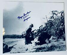 Wayne Terwilliger Signed 8 x 10 Photo Brooklyn Dodgers Auto