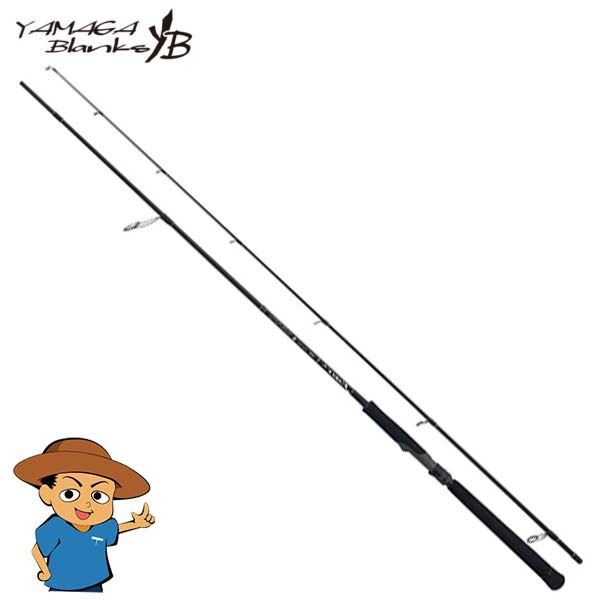 Yamaga Blanks EARLY Plus 100M Launcher 10' Medium  fishing spinning rod pole  timeless classic