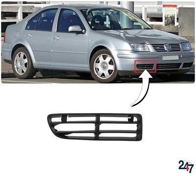 Grille pare choc Volkswagen Bora Jetta 1998 à 2005 avant droite NEUVE