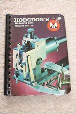 Vintage Hodgdon's Reloading Data Manual No 20 Hodgdons Gun Powders Rifle Powder