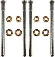 Door Hinge Pin & Bushing Kit 4 Set For 2 Door 88-98 Chevy & Gmc Trucks Tr78510