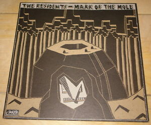 The Residents Mark Of The Mole Usa Ralph Lp 1981