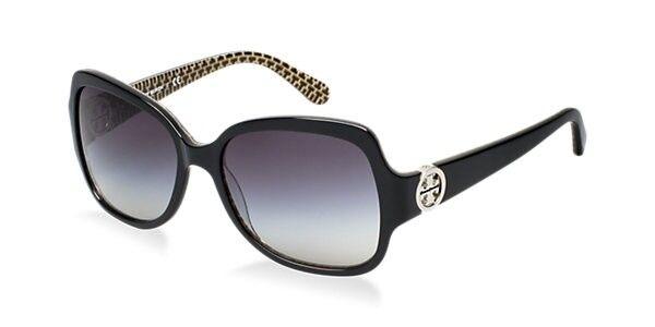 100% Authentic Tory Burch TY 7059 Women's Square Black Sunglasses 114511