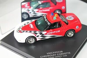 VITESSE-CHEVROLET-CORVETTE-LE-MANS-SAFETY-CAR-1999-1-43-OVP