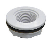 Hayward Pool Products Bulkhead Return Fitting W Gasket Sp1023 Above Ground Garden on Sale