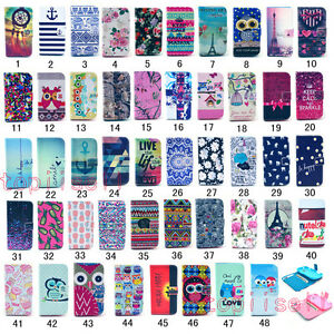 Flip Printed Hybrid Lovely PU Leather Wallet Stand Cover Case For Lot Samsung | eBay