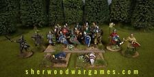 28mm Norman Infantry, 44 Conquest Games Plastics, Swordpoint, Dark Ages, Saga