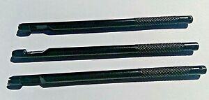 MOD-3-x-ALUMINIUM-FISHING-HOOK-HEAVY-DISGORGERS