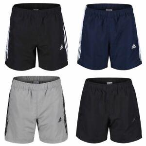 Das Bild wird geladen Adidas-Chelsea-Shorts-3-Streifen-AW17-aus-Polyester- 51adafb9e7