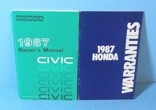 research.unir.net Motors Other Car Manuals 87 1987 Honda Civic ...