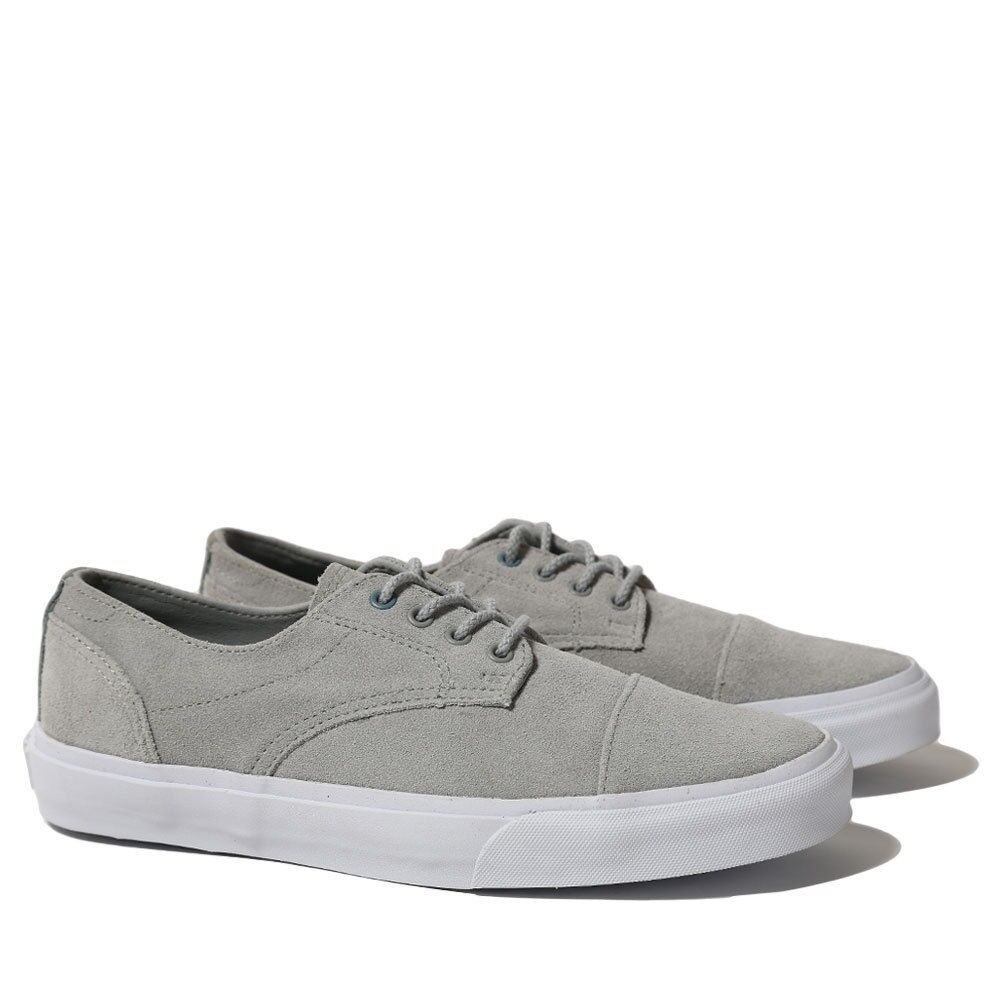VANS Dillon CA (Suede) Casual High Rise Grey Men's Casual (Suede) Skate Shoes SIZE 8.5 fa29f0