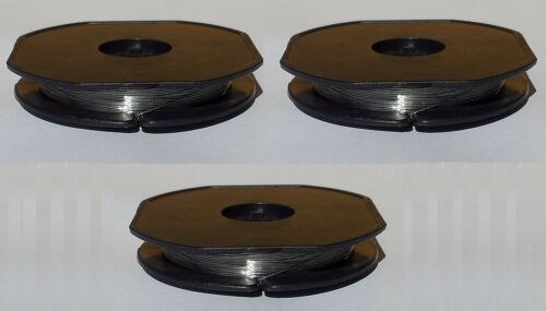 3er Set-resistivo D Cavo Riscaldante//ogni 50 metri Ø 0,15mm Ø 0,20mm Ø 0,18mm