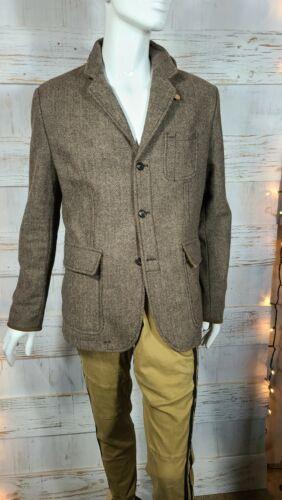 LOGG H&M  Sport Coat Blazer Jacket Mens Large  Str