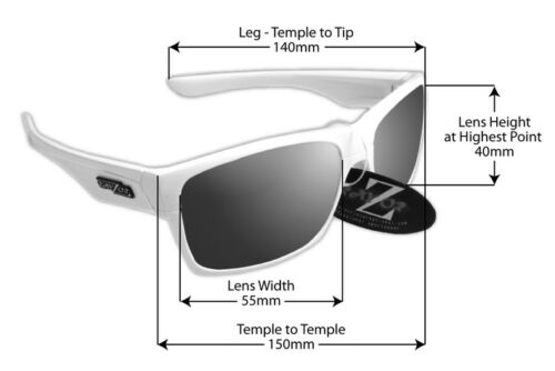 b Rayzor UV400 Pro Sports Wrap Sunglasses Mens Ladies Women Outdoor Polarised