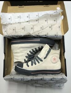 Nuove Star Sneakers All Donna Alte 5 39 In Converse Pelle ASwxqfgEcc