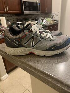 New Balance 573 All Terrain Mens 10.5 D Gray Running Shoes ...