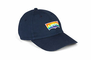685e79b8cd0 Image is loading Levi-039-s-Unisex-LGBT-Pride-Cotton-Baseball-