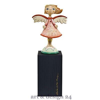"""Focoso Ulrike Völkl-fischer-scultura-art & Angels - """"francis"""" - Personaggio Le 300-nuovo!!!- Ultima Tecnologia"""