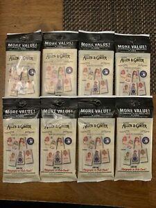 NEW-2020-Topps-Allen-amp-Ginter-More-Value-Pack-Baseball-Cello-Pack-LOT-OF-8