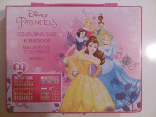 Malkoffer 51 teilig Disney Cars Spiderman Disney Princess Disney Frozen