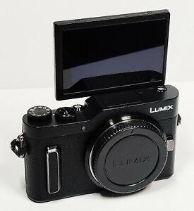 Panasonic Lumix DC-GX880 16.0MP Digital Camera - Black (Body Only) *104 SHOTS*