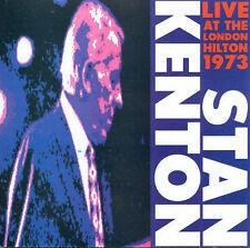 STAN KENTON live at the London Hilton 1973, Vol. 1 (UK CD, Nov-1994 nm !