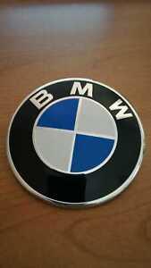 Fregio-Stemma-logo-BMW-Serie-1-3-5-7-X3-X5-X6-Z3-Z4-Anteriore-Posteriore-82-mm