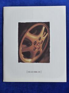Lexus-1993-Model-Line-LS-400-ES-300-Coupe-US-Prospekt-Brochure-08-1992-USA