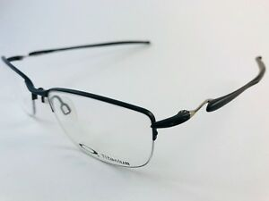 06de342ca1 New Authentic OAKLEY Eyeglasses 5120 0354 Lizard 2 satin black 54-18 ...