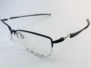 017cbbf7398 New Authentic OAKLEY Eyeglasses 5120 0354 Lizard 2 satin black 54-18 ...