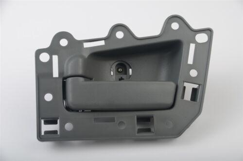 Gray Grey fits Grand Cherokee 05-10 Inside Interior Door Handle Rear Left