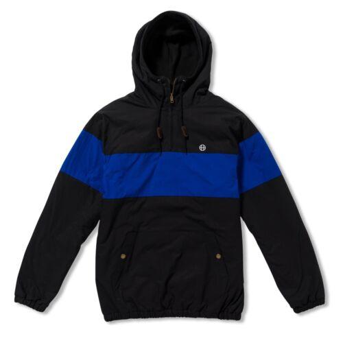 1 Explorer Huf Black Anorak Jacket 5X6gq