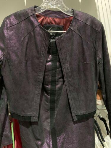 Women's Leather Suit