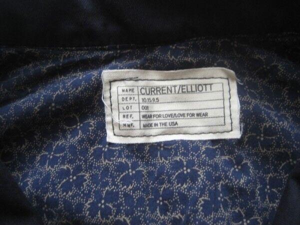 CURRENT ELLIOTT ELLIOTT ELLIOTT Damen Trenchcoat ( Used Optik )   Gr. S   Blau   NEU  | Adoptieren  | Guter Markt  | Verschiedene Stile und Stile  | Schön geformt  | Bestellung willkommen  88b799