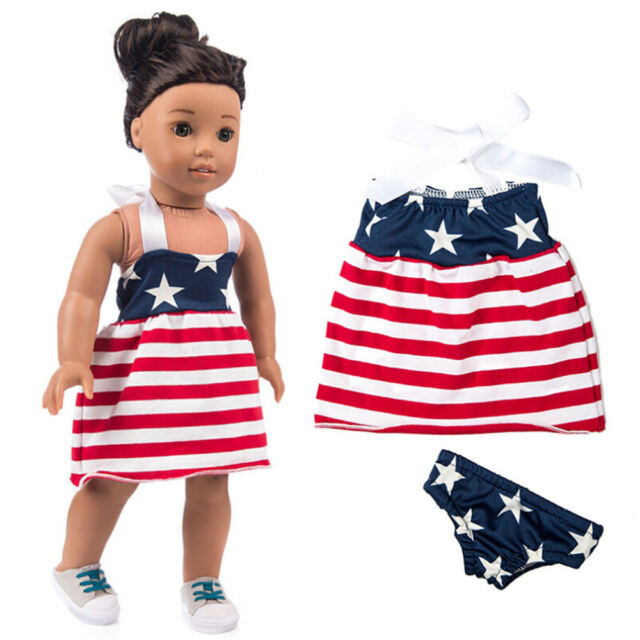 2018 Clothes Dress For 18 Inch Cute Boy Doll Accessory Girl Toy Hot Sale