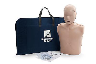 Prestan Child CPR Manikin Medium Skin CPR AED Training Mannequin PP-CM-100-MS