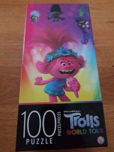 100 Piece Trolls World Tour Puzzle
