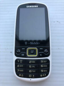 Samsung SGH-T479 Black And White T-Mobile - ASIS