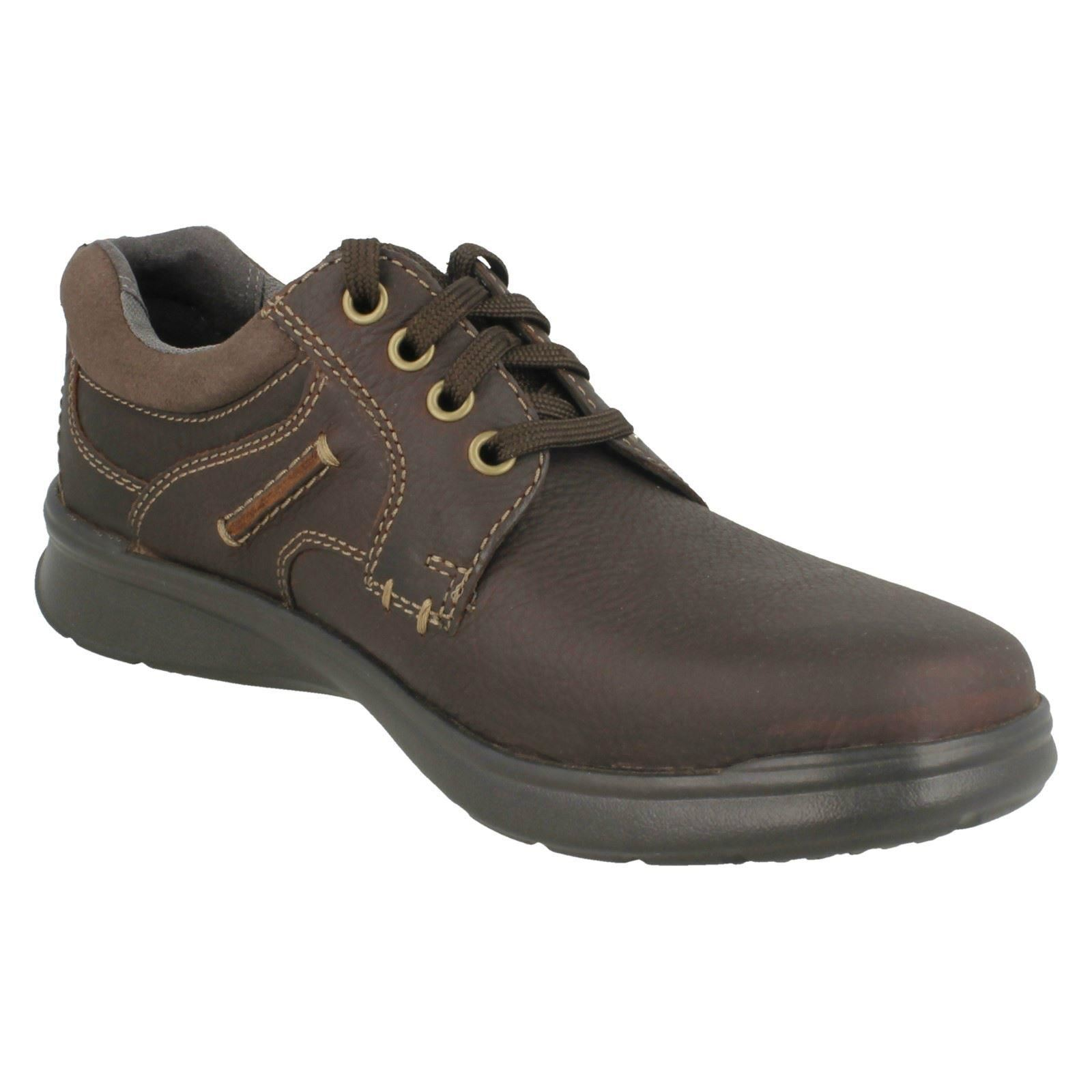 Up Uomo Cotrell Plain Lace Up  Schuhes By Clarks 3b8f87