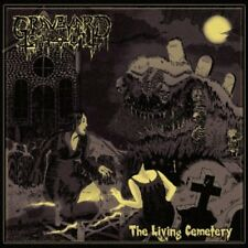 GRAVEYARD GHOUL -CD- The Living Cemetery - NEW 2014 (oldschool Death Metal)