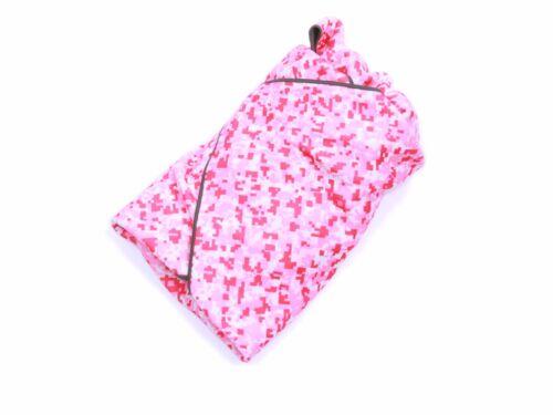 cremalleras Envoltura de cintas de tela especial de fácil sin botones L tamaño Sakura